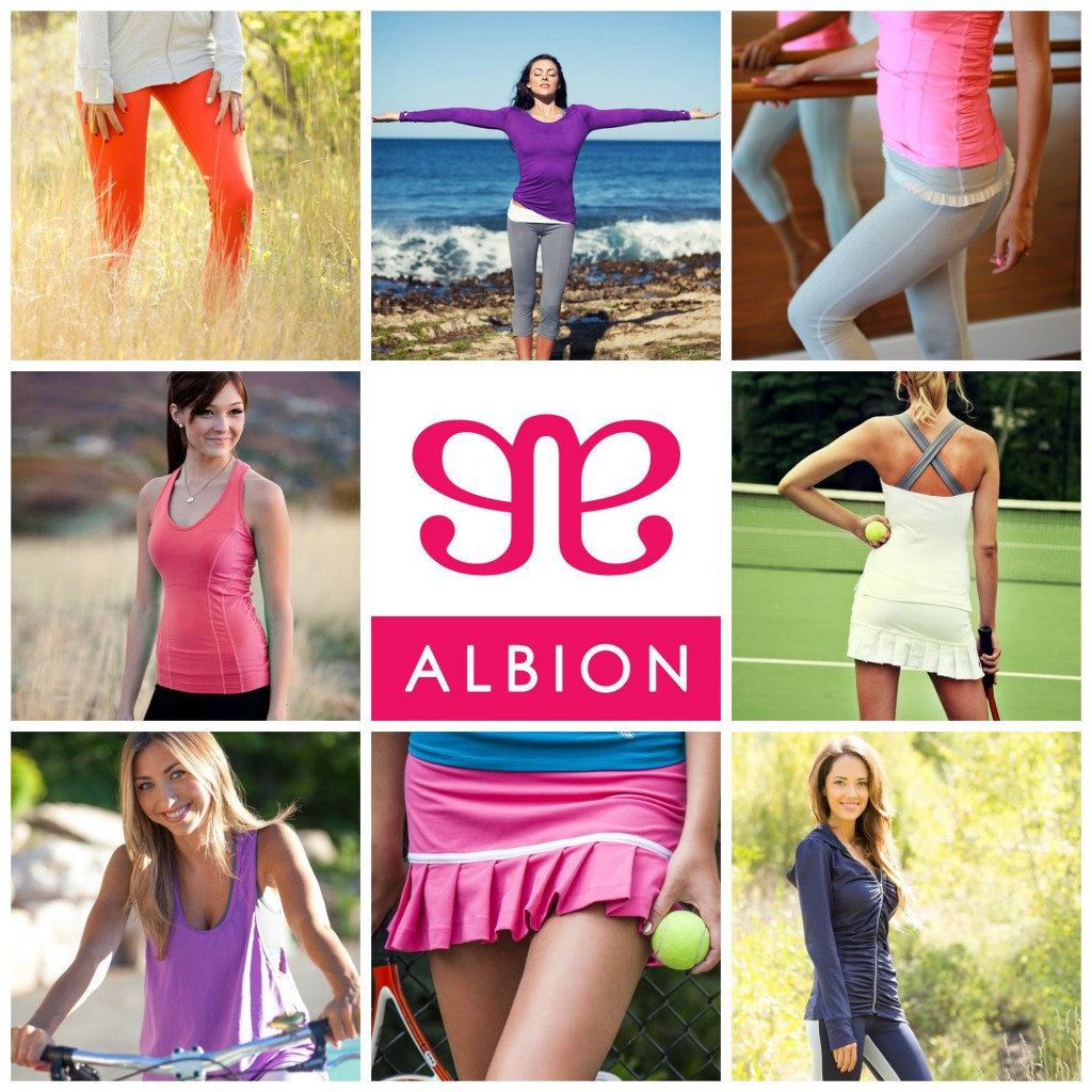 Albion Giveaway Collage