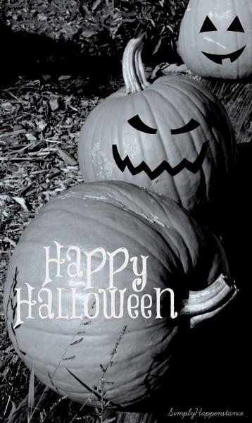 Simply Happenstance Halloween