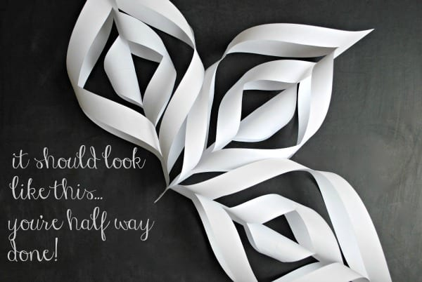DIY Snowflakes {via Simply Happenstance} 14