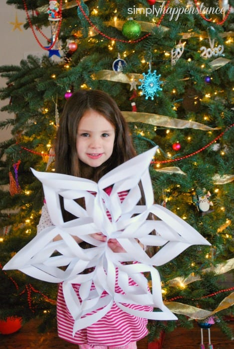 Snowflake Tutorial on Simply Happenstance!