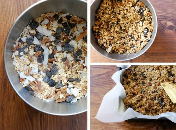 Homemade Granola Bars {simply happenstance} #glutenfree #homemade #granolabars