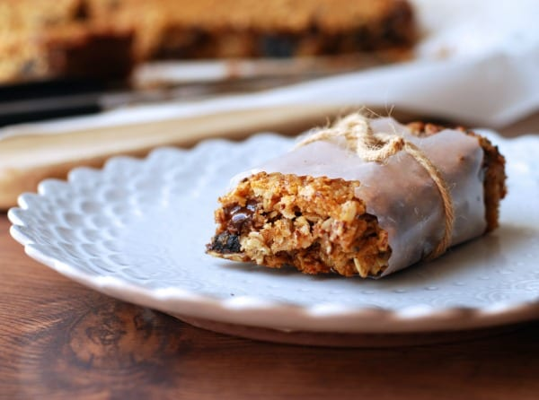 The best homemade granola bars #glutenfree {via Simply Happenstance}