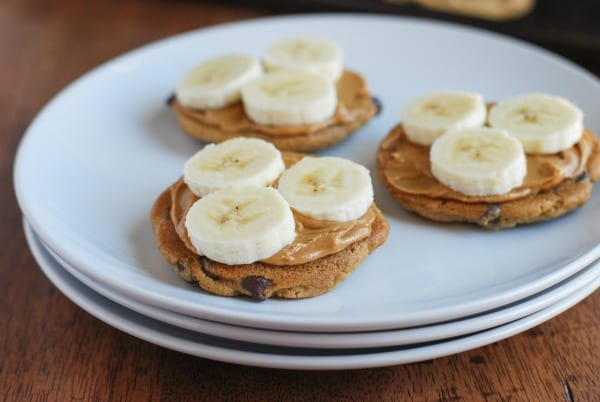Peanut Butter Banana Ice Cream Sandwiches-18
