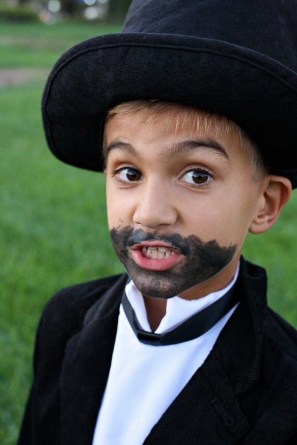 Abraham Lincoln from Halloween