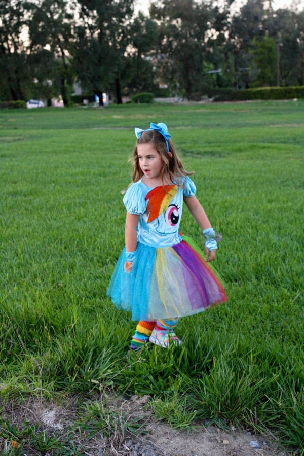 Halloween Rainbow Dash My Little Pony