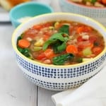 Classic Tuscan Soup   Simply Happenstance