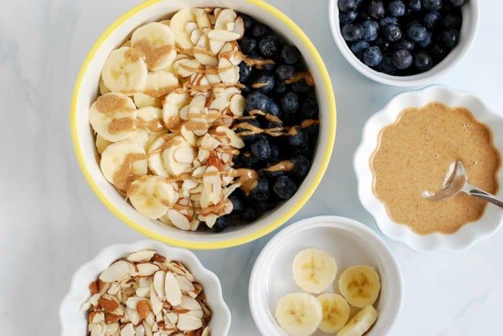Gluten-Free Breakfast Power Bowl || Simply Happenstance