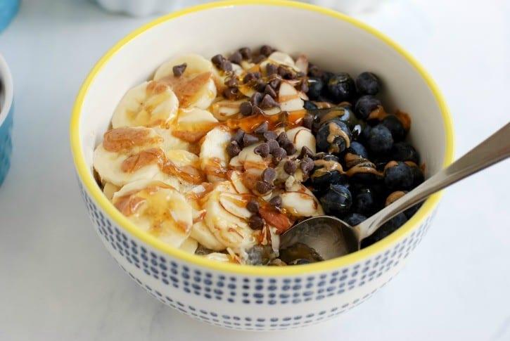 Breakfast Power Bowl  Simply Happenstance-163