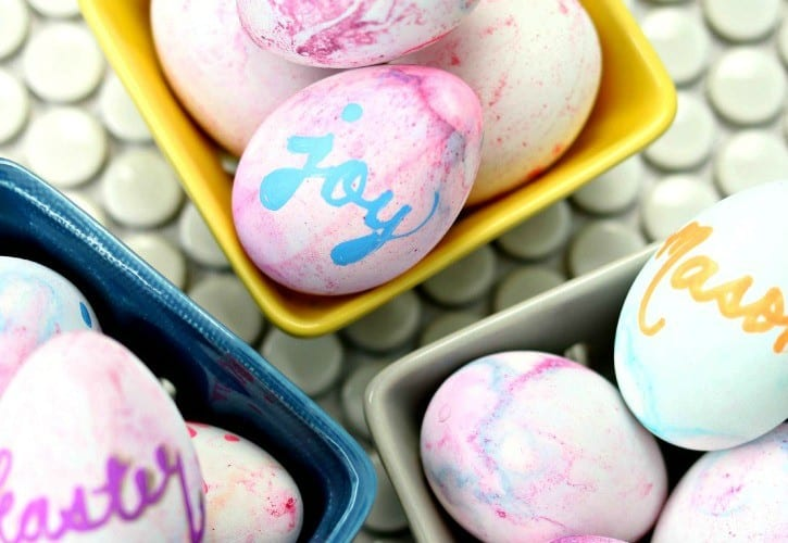 Craft Easter Eggs for Simple As That.