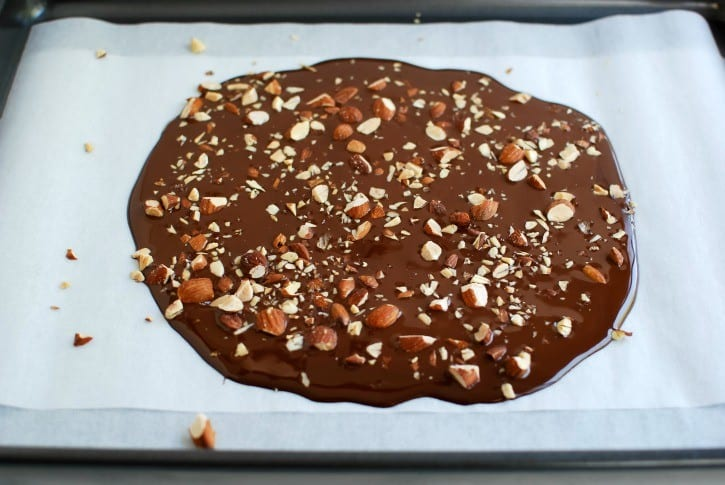 dark chocolate with coconut, roasted almonds and sea salt on simplyhappenstance.com-16