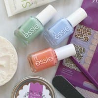 Summer is almost here! What are some of your favorite summer nail colors?