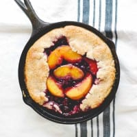 Rustic Summer Fruit Pie